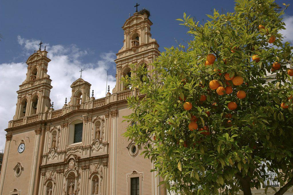 Catedral de la Merced. Huelva.
