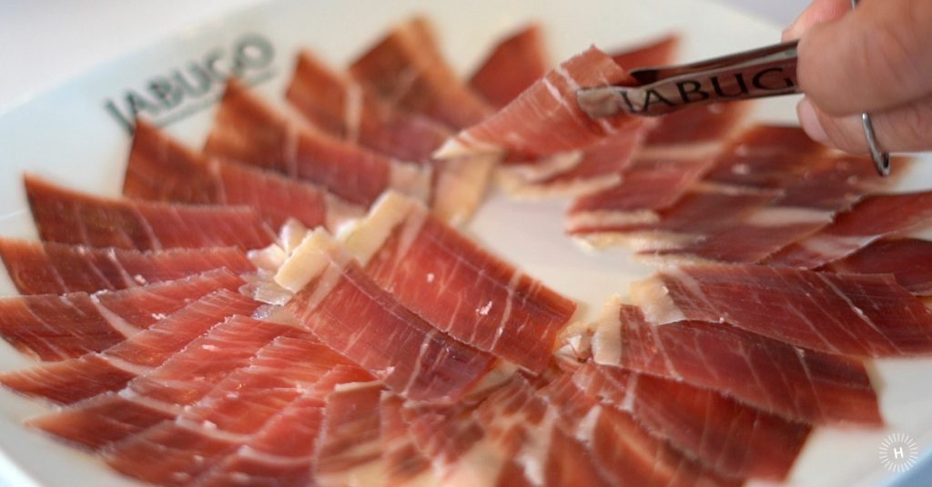Ruta gastronomica Sierra Huelva